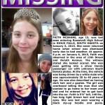 Missing Faith McShane